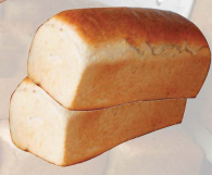 Backing and bread breaking