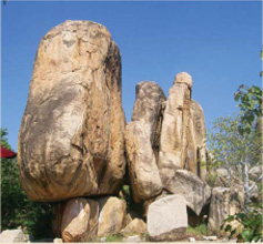 Preserve Rocks
