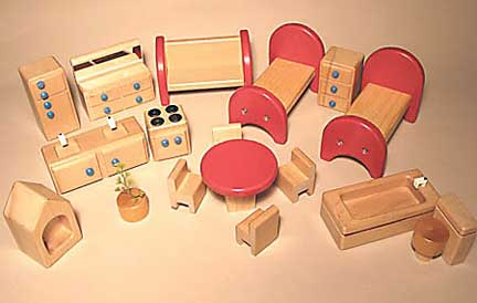 Dollhouse-Furniture