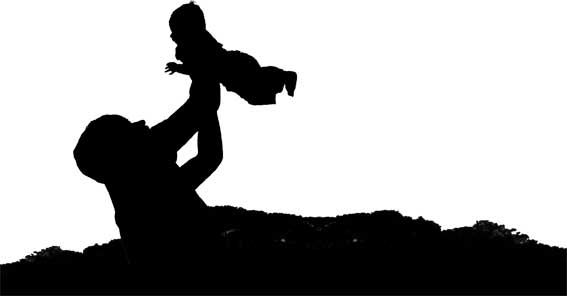 father-and-child