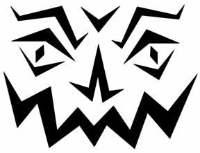 spooky-face