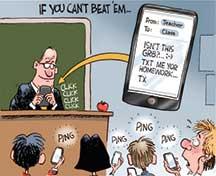 texting-teacher