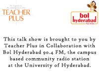 Teacherplus with Bol Hyderabad 90.4fm