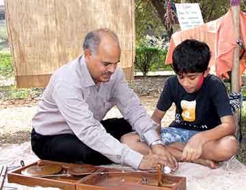 Learn-Charkha
