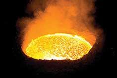 molten-steel