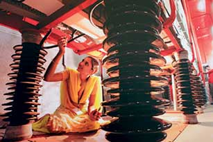 India is a full member of the fusion energy reactor coming up at Cadarache in France.