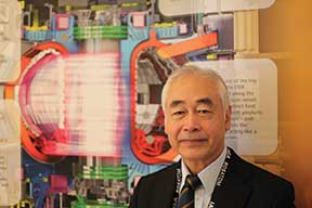 Dr. Osamu Motojima, Director General of ITER says 'if all goes well the ITER project will prove fusion energy is not just a distant dream'.