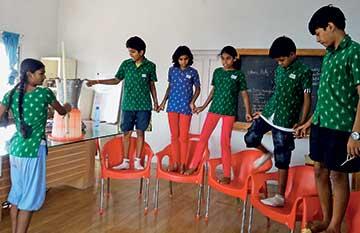 waldorf-school-students