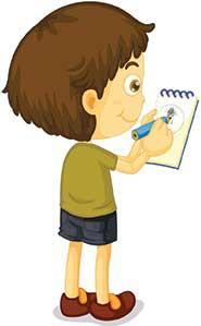 boy-writing