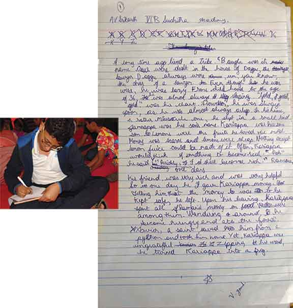 Srikanth-story
