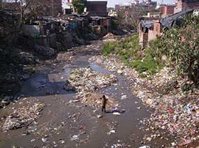 slum-and-dirty-river