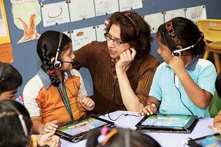 Siva-visit-to-Oakridge-International-School,-Hyd
