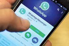 whatsapp-installing