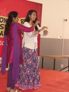 Deepa in action (2)
