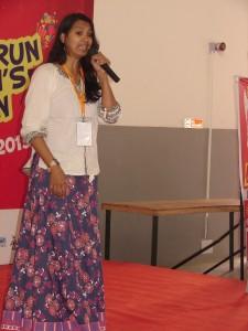 Deepa in action (4)